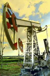 Oil Royalties monetize from oil wells